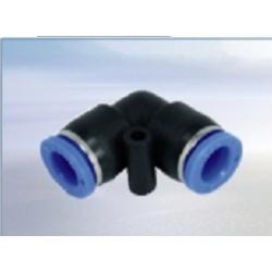 Conector policarbonat 90 furtun-furtun compact
