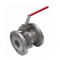 Robinet sfera corp inox split PN20 ISO ANSI 150