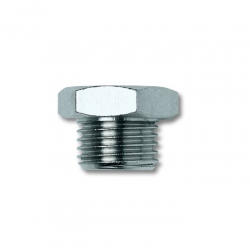 Dop metalic scurt