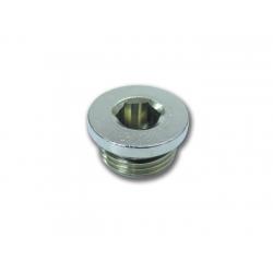 Dop metalic filet exterior cu  o-ring